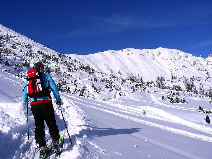 Foto: Andreas Koller / Ski Tour / Traumtour auf Spirzinger und Spazeck (2066 m) / 06.01.2010 02:14:37