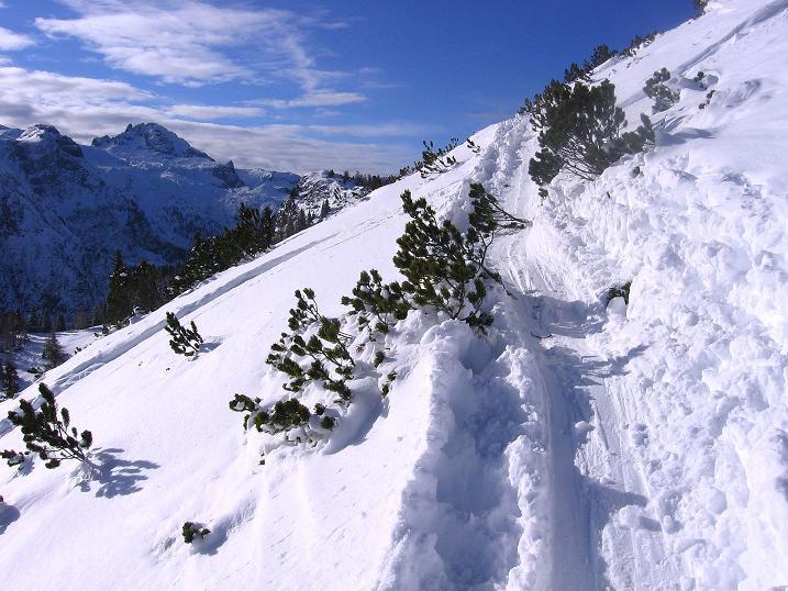 Foto: Andreas Koller / Ski Tour / Traumtour auf Spirzinger und Spazeck (2066 m) / Faulkogel (2654 m) / 06.01.2010 02:13:09