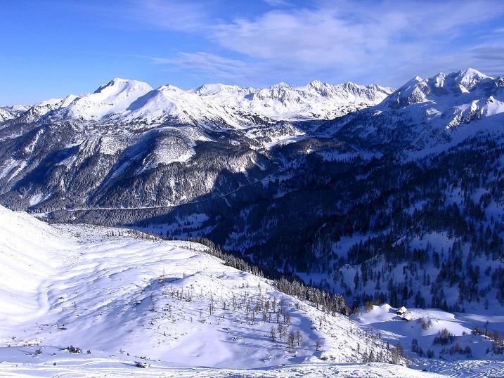 Foto: Andreas Koller / Ski Tour / Traumtour auf Spirzinger und Spazeck (2066 m) / 06.01.2010 02:12:25