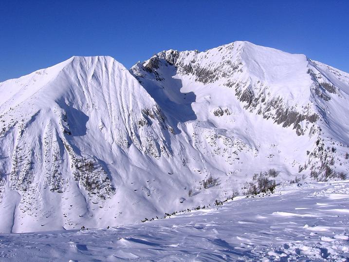 Foto: Andreas Koller / Ski Tour / Traumtour auf Spirzinger und Spazeck (2066 m) / Steinfeldspitze (2344 m) / 06.01.2010 02:11:35
