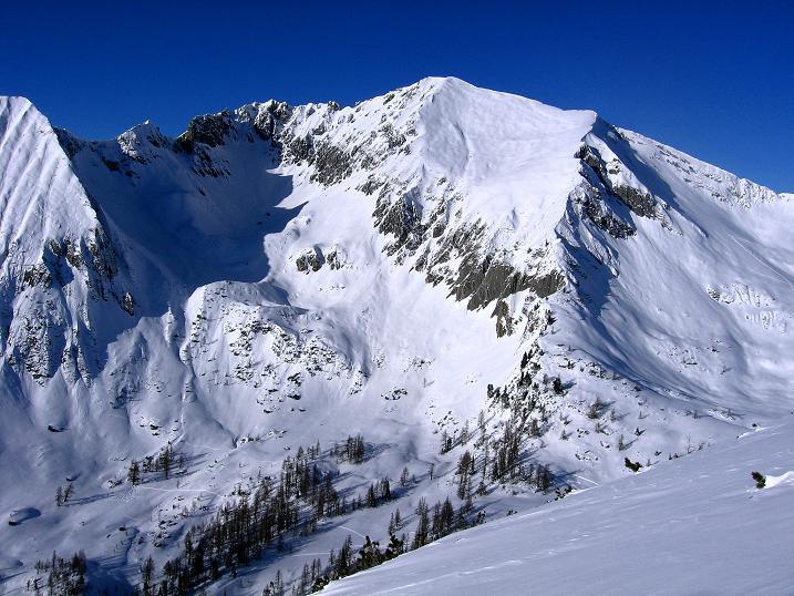 Foto: Andreas Koller / Ski Tour / Traumtour auf Spirzinger und Spazeck (2066 m) / Steinfeldspitze (2344 m) / 06.01.2010 02:09:55