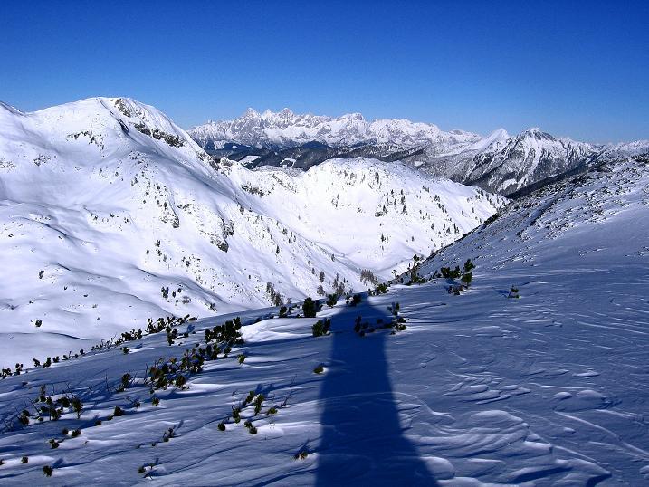 Foto: Andreas Koller / Ski Tour / Traumtour auf Spirzinger und Spazeck (2066 m) / 06.01.2010 02:08:45
