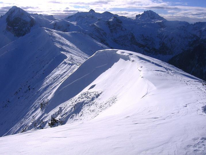 Foto: Andreas Koller / Ski Tour / Traumtour auf Spirzinger und Spazeck (2066 m) / 06.01.2010 02:06:57