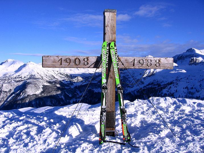Foto: Andreas Koller / Ski Tour / Traumtour auf Spirzinger und Spazeck (2066 m) / 06.01.2010 02:05:49