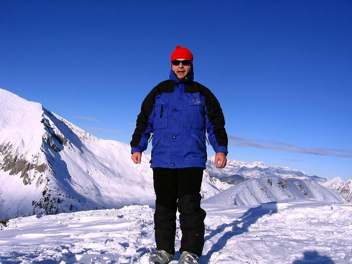 Foto: Andreas Koller / Ski Tour / Traumtour auf Spirzinger und Spazeck (2066 m) / 06.01.2010 02:05:37