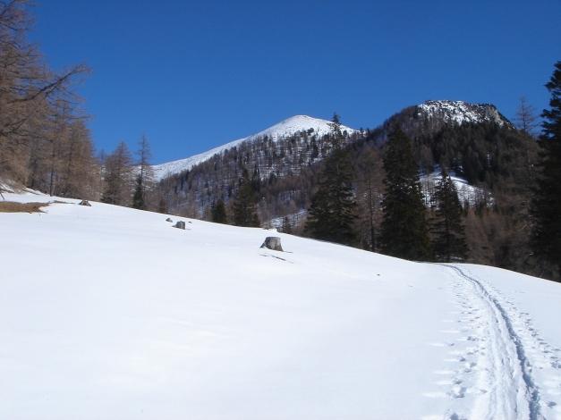 Foto: Manfred Karl / Ski Tour / Über die Hafeichtscharte auf den Großen Bärenstaffel / Spirzinger / 10.03.2013 17:37:04
