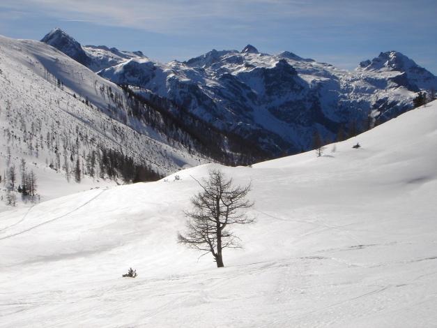 Foto: Manfred Karl / Ski Tour / Über die Hafeichtscharte auf den Großen Bärenstaffel / 10.03.2013 17:33:44