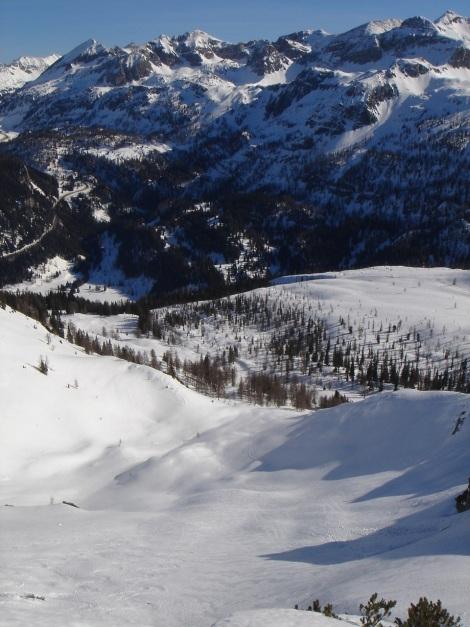Foto: Manfred Karl / Ski Tour / Über die Hafeichtscharte auf den Großen Bärenstaffel / 10.03.2013 17:31:57