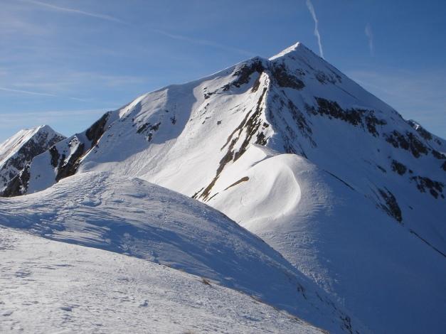 Foto: Manfred Karl / Ski Tour / Über die Hafeichtscharte auf den Großen Bärenstaffel / Steinfeldspitze / 10.03.2013 17:31:47