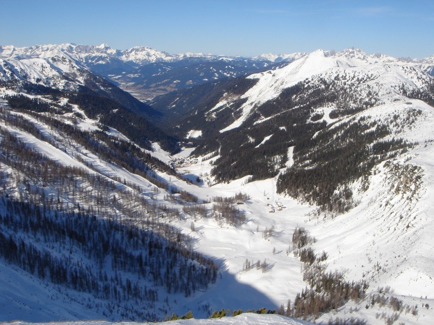 Foto: Manfred Karl / Ski Tour / Über die Hafeichtscharte auf den Großen Bärenstaffel / Zauchtal / 10.03.2013 17:31:31
