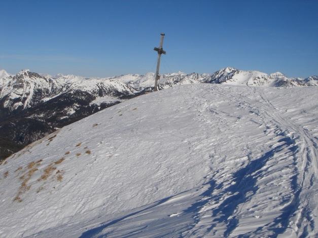 Foto: Manfred Karl / Ski Tour / Über die Hafeichtscharte auf den Großen Bärenstaffel / 10.03.2013 17:31:16