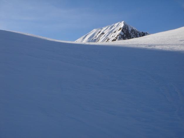 Foto: Manfred Karl / Ski Tour / Über die Hafeichtscharte auf den Großen Bärenstaffel / Windschaufel / 07.01.2010 20:15:03