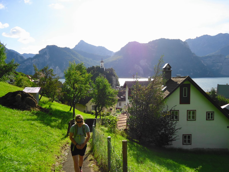 Foto: Günter Siegl / Wander Tour / Ost - Westüberschreitung Fahrnaugupf / Zellerlweg / 20.08.2014 13:55:44