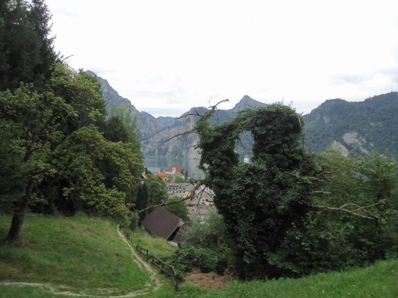 Foto: Günter Siegl / Wander Tour / Ost - Westüberschreitung Fahrnaugupf / 20.08.2014 13:51:52