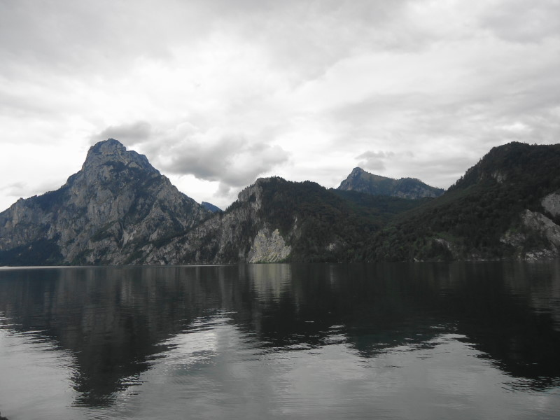 Foto: Günter Siegl / Wander Tour / Ost - Westüberschreitung Fahrnaugupf / 20.08.2014 13:51:39