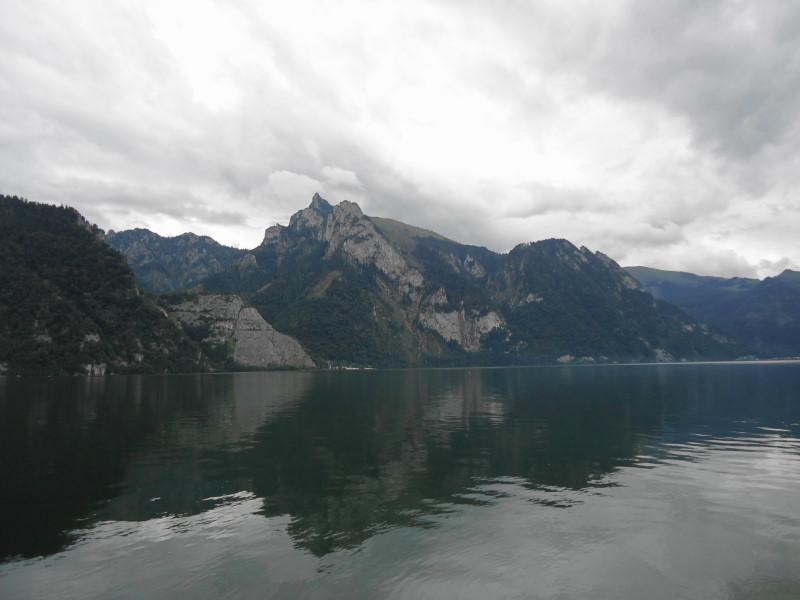 Foto: Günter Siegl / Wander Tour / Ost - Westüberschreitung Fahrnaugupf / 20.08.2014 13:51:33