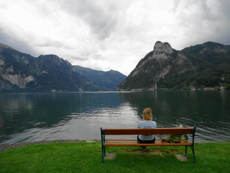 Foto: Günter Siegl / Wander Tour / Ost - Westüberschreitung Fahrnaugupf / 20.08.2014 13:51:14