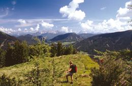 Foto: Kurt Schall / Wandertour / Bruderkogel - Massiger Aussichtsberg über der Pölsen / 09.01.2010 17:50:38