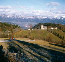 Foto: Kurt Schall / Wander Tour / Rennfeld-Runde mit Variationen / 09.01.2010 18:20:43