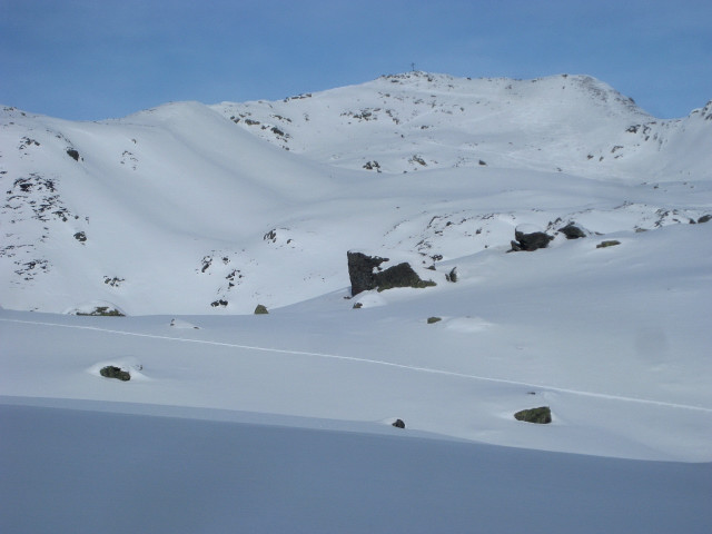 Foto: Wolfgang Lauschensky / Ski Tour / Gressenstein 2216m / Gr. Beil / 10.01.2010 12:24:14