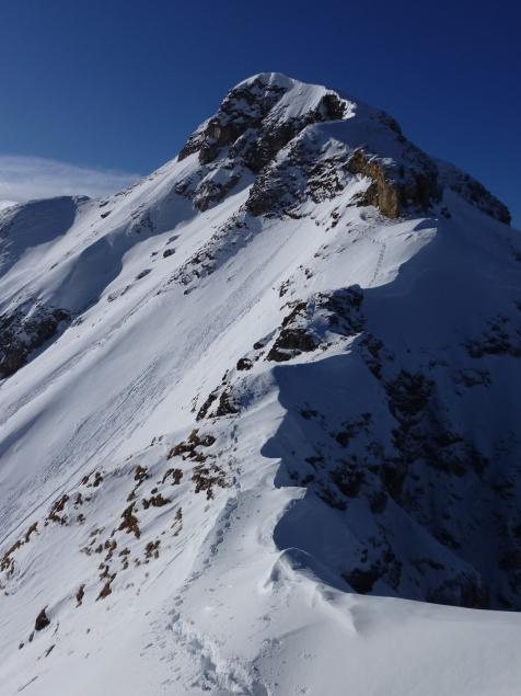 Foto: Manfred Karl / Ski Tour / Zwillingswand, 2518 m / 22.01.2013 20:29:27