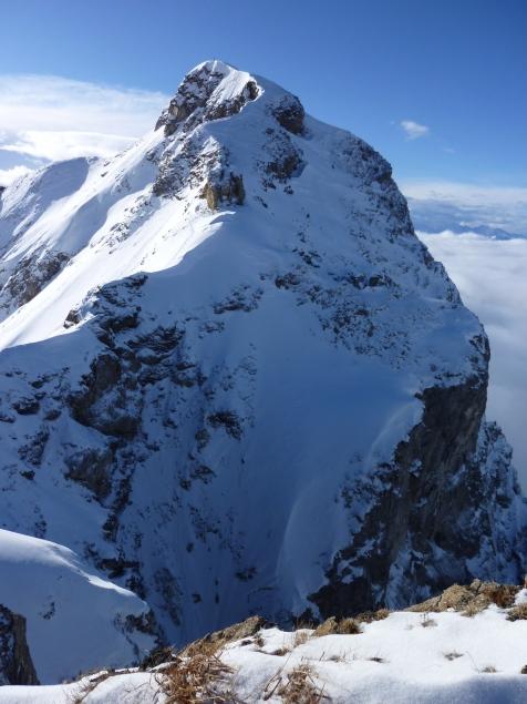 Foto: Manfred Karl / Ski Tour / Zwillingswand, 2518 m / 22.01.2013 20:28:52