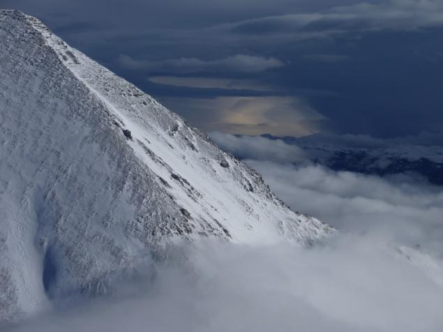 Foto: Manfred Karl / Ski Tour / Zwillingswand, 2518 m / 22.01.2013 20:28:08