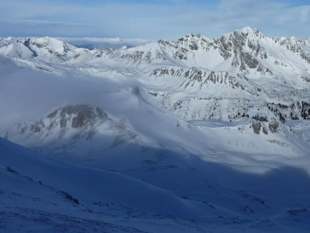 Foto: Manfred Karl / Ski Tour / Zwillingswand, 2518 m / 22.01.2013 20:27:18