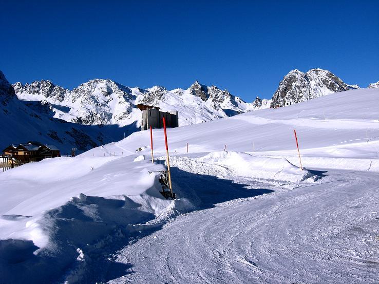 Foto: Andreas Koller / Skitour / Durch das Bieltal auf den Rauen Kopf (3101 m) / 26.01.2010 00:30:20