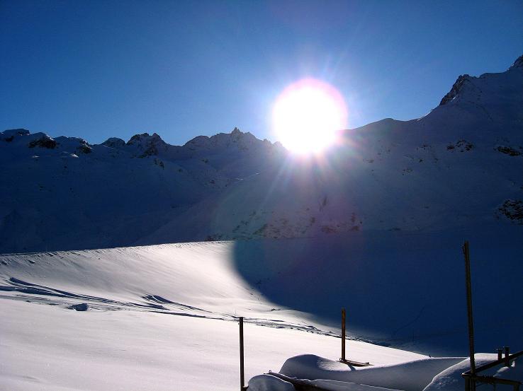 Foto: Andreas Koller / Skitour / Durch das Bieltal auf den Rauen Kopf (3101 m) / 26.01.2010 00:30:14