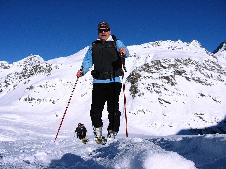 Foto: Andreas Koller / Skitour / Durch das Bieltal auf den Rauen Kopf (3101 m) / 26.01.2010 00:29:13