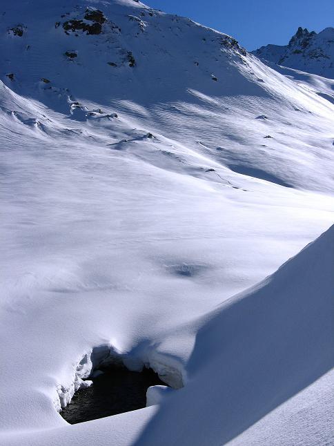 Foto: Andreas Koller / Skitour / Durch das Bieltal auf den Rauen Kopf (3101 m) / 26.01.2010 00:29:00