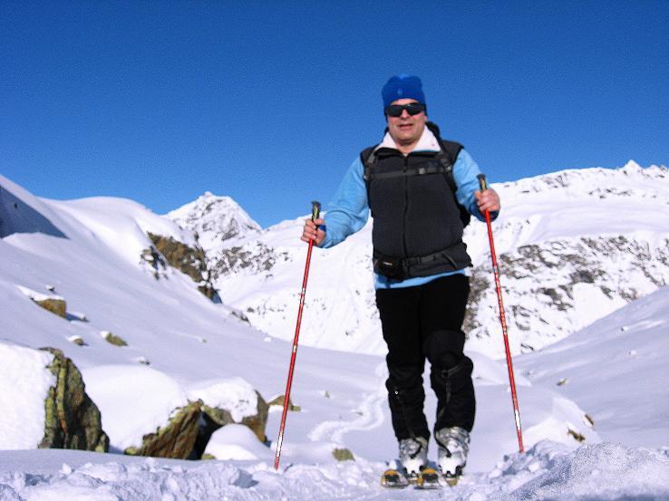 Foto: Andreas Koller / Skitour / Durch das Bieltal auf den Rauen Kopf (3101 m) / 26.01.2010 00:28:51