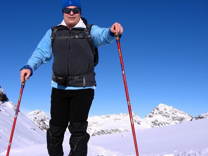 Foto: Andreas Koller / Skitour / Durch das Bieltal auf den Rauen Kopf (3101 m) / 26.01.2010 00:27:37