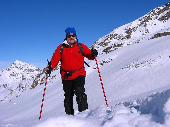 Foto: Andreas Koller / Skitour / Durch das Bieltal auf den Rauen Kopf (3101 m) / 26.01.2010 00:26:36