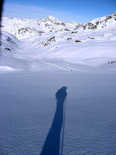 Foto: Andreas Koller / Skitour / Durch das Bieltal auf den Rauen Kopf (3101 m) / 26.01.2010 00:25:19