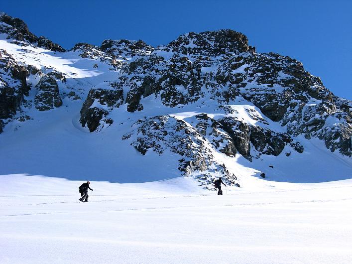 Foto: Andreas Koller / Skitour / Durch das Bieltal auf den Rauen Kopf (3101 m) / 26.01.2010 00:23:45