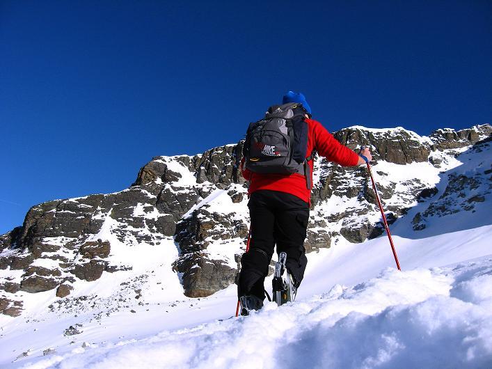 Foto: Andreas Koller / Skitour / Durch das Bieltal auf den Rauen Kopf (3101 m) / 26.01.2010 00:23:25