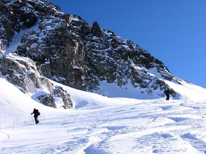 Foto: Andreas Koller / Skitour / Durch das Bieltal auf den Rauen Kopf (3101 m) / 26.01.2010 00:22:58