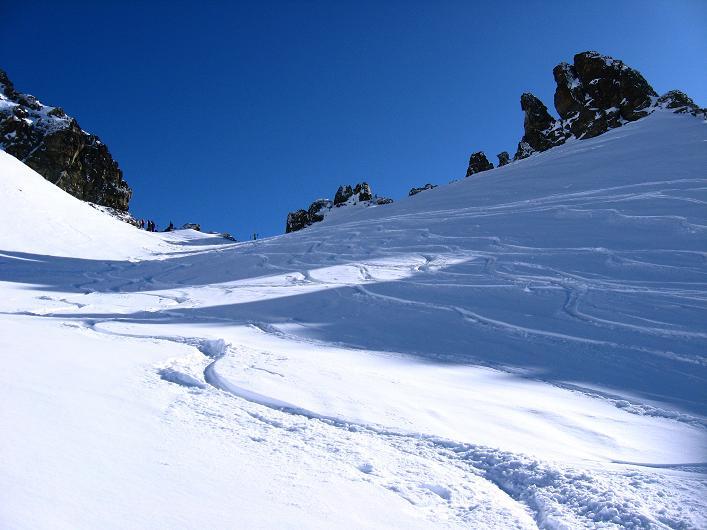 Foto: Andreas Koller / Skitour / Durch das Bieltal auf den Rauen Kopf (3101 m) / 26.01.2010 00:21:16