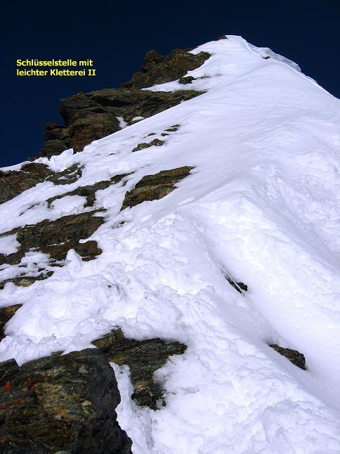 Foto: Andreas Koller / Skitour / Durch das Bieltal auf den Rauen Kopf (3101 m) / 26.01.2010 00:19:52