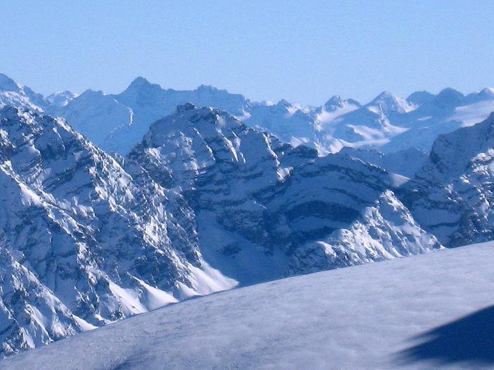 Foto: Andreas Koller / Skitour / Durch das Bieltal auf den Rauen Kopf (3101 m) / 26.01.2010 00:18:59