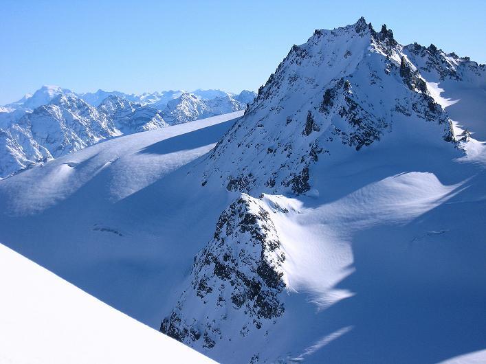 Foto: Andreas Koller / Skitour / Durch das Bieltal auf den Rauen Kopf (3101 m) / 26.01.2010 00:16:05
