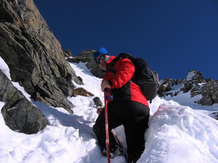 Foto: Andreas Koller / Skitour / Durch das Bieltal auf den Rauen Kopf (3101 m) / 26.01.2010 00:15:53