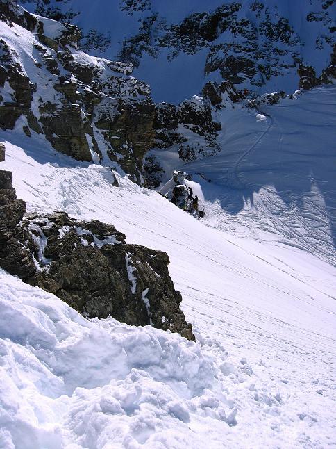 Foto: Andreas Koller / Skitour / Durch das Bieltal auf den Rauen Kopf (3101 m) / 26.01.2010 00:15:41