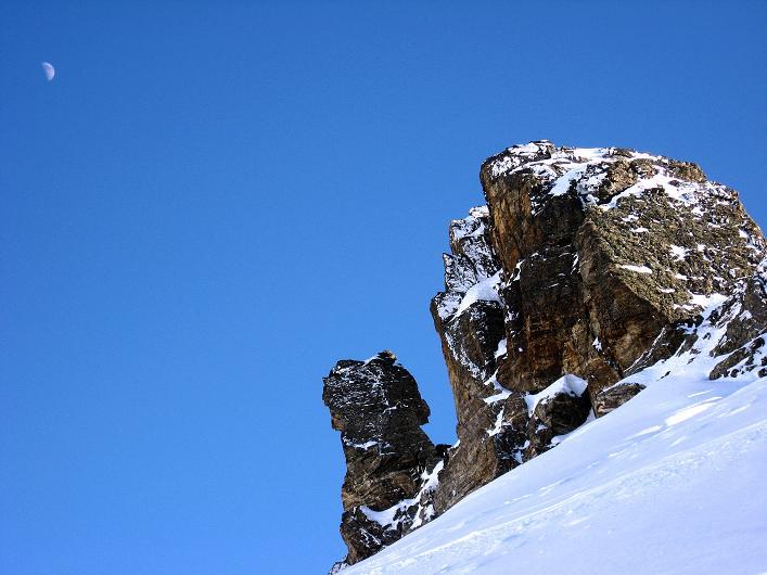 Foto: Andreas Koller / Skitour / Durch das Bieltal auf den Rauen Kopf (3101 m) / 26.01.2010 00:14:13