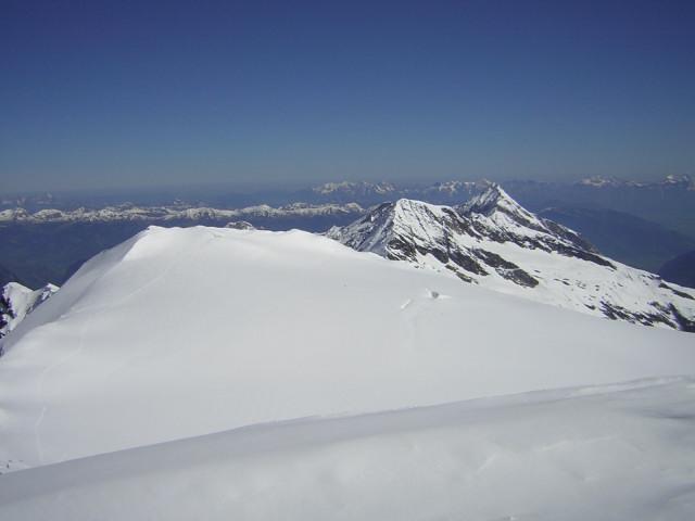 Foto: Wolfgang Lauschensky / Skitour / Johannisberg (3453m) und Hohe Riffl (3338m) / Hohe Riffl Südflanke / 28.03.2010 17:27:24