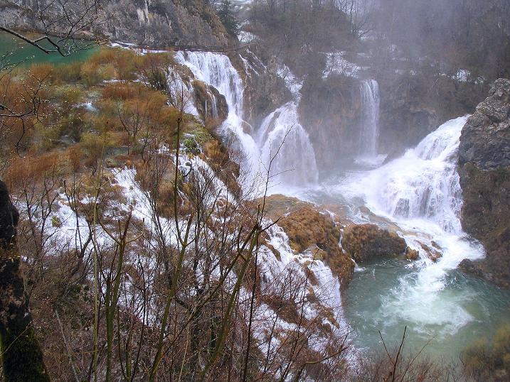 Foto: Andreas Koller / Wandertour / Naturschauspiel Plitvicer Seen (560 m) / 09.04.2010 22:31:34