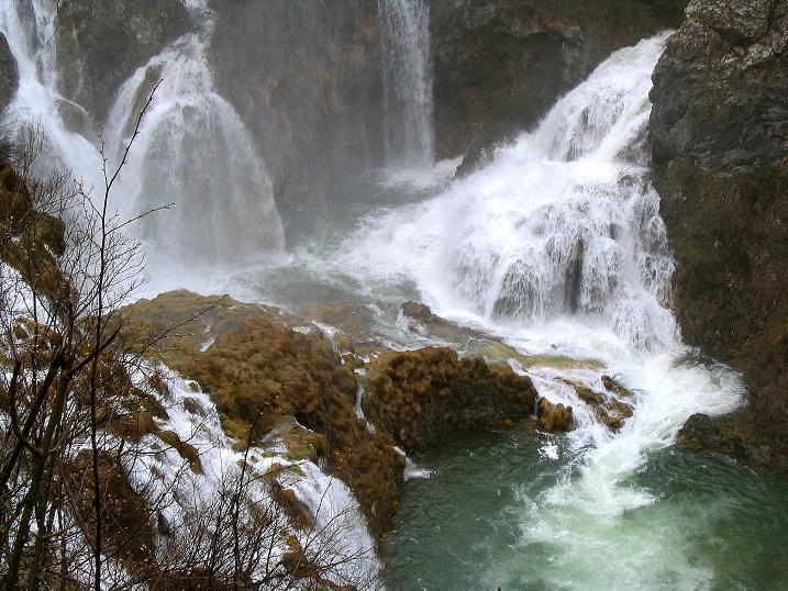 Foto: Andreas Koller / Wandertour / Naturschauspiel Plitvicer Seen (560 m) / 09.04.2010 22:31:20