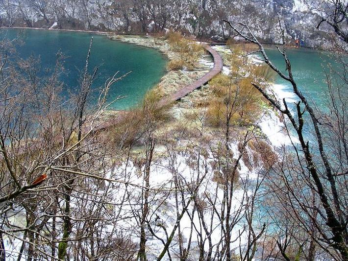 Foto: Andreas Koller / Wandertour / Naturschauspiel Plitvicer Seen (560 m) / 09.04.2010 22:31:13